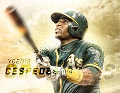 "Check out this @Behance project: ""Yoenis Cespedes"" https://www.behance.net/gallery/18412473/Yoenis-Cespedes"