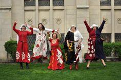 "Fabrics-store Marissa ""Our heraldic-inspire"""