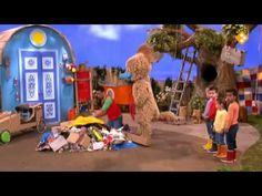 Thema afval: ▶ Hoelahoep 'Vuilnisman'
