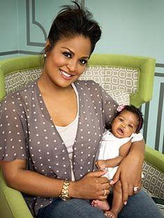 Ali while breast feeding