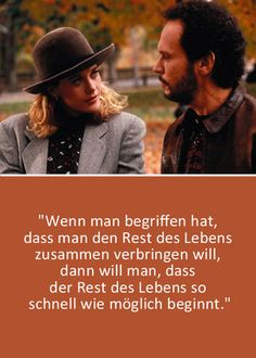 To melt away: The most beautiful love movie quotes of all time - Movies list for you Movie Quotes, Book Quotes, Life Quotes, Harry And Sally, Word Line, Top Movies, Love Movie, Movie List, Beautiful Love