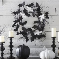 Decorating for Halloween? You won't want to miss this post chock full of Stylish Halloween Décor and Party Ideas.