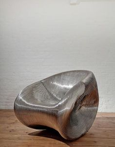 Solid Rocker (2010) / designed by Ron Arad