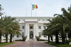 dakar-Senegal Presidental Palace