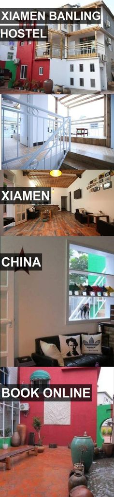 XIAMEN BANLING HOSTEL in Xiamen, China. For more information, photos, reviews and best prices please follow the link. #China #Xiamen #travel #vacation #hostel