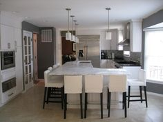 Modern Kitchen And Chairs Luxury Decorating Ideas With   On Kitchen