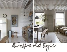 Atmosfera old Style