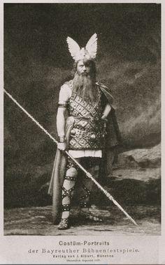 Franz Betz Wotan-Walküre 1876