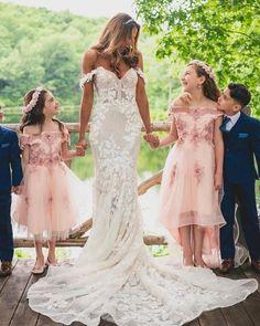 Unique & Hot: 27 Sexy Wedding Dresses Ideas ❤ sexy wedding dresses ideas mermaid sweetheart strapless neckline lace floral berta #weddingforward #wedding #bride #weddingoutfit #bridaloutfit #weddinggown