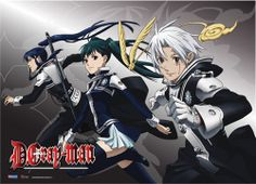 Static Fluff Anime -Bring you this Awesome D-Grayman Anime Fabric Poster  Check us our at (http://www.staticfluff.com/posters/)