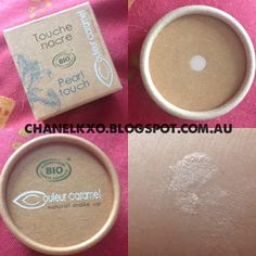 chanelkxo | Australian Beauty: Couleur Caramel HAUL!