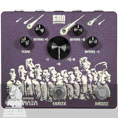 more than 20000 different guitar effects pedals from more than 3600 brands: vintage, modern, boutique, rare,...