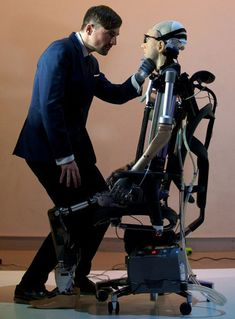 Bionic Man is The Future of Humans, Not Robots