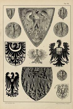 Seite - (00000071) - in Heraldischer Atlas - Eine Sammlung von heraldischen Musterblättern für Künstler, Gewerbetreibende, sowie für Freunde der Wappenkunde   Web-Books im Austria-Forum