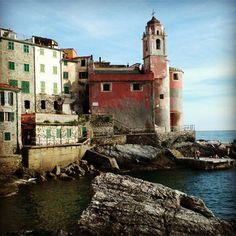 Un buon sabato da #Tellaro!  A good saturday from Tellaro!  #fotoLiguria #Liguria