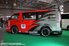 Vanning Van Signs, Toyota Van, Vehicle Signage, Nissan, Transit Custom, Van Wrap, Rv, Toyota Hiace, Cool Vans