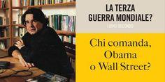 """Chi comanda, Obama o Wall Street?"": si discute a Spazio5"