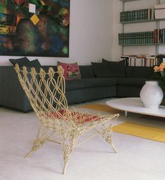KNOTTED CHAIR | Marcel Wanders | Sofas and Armchairs