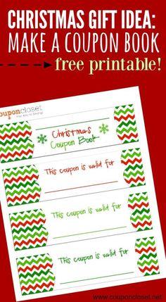 17 best gift coupon printables images xmas christmas christmas