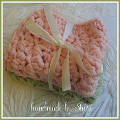 Shari's Crochet Handmade Gifts: Washcloths.....