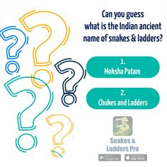 Can you guess what is the Indian ancient name of snakes & ladders? #snakesandladders #onlinegame #playonline #offlinegame #familygame #ancientname #redmangogames Family Boards, Family Board Games, Board Game Online, Ancient Names, Offline Games, Classic Board Games, Play Online, Ladders, Snakes