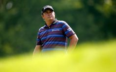 Jason Dufner played with 13 clubs at the Bridgestone Invitational. (Getty Images)