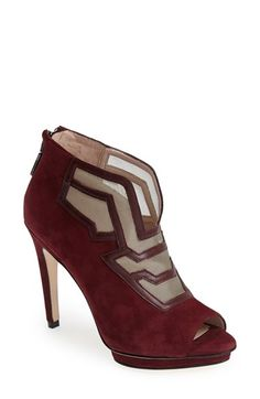 T Tahari 'Willow' Platform Bootie (Women) available at #Nordstrom