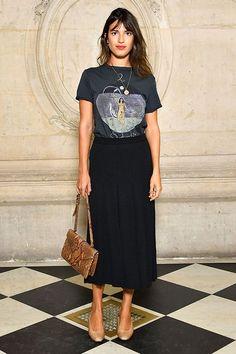 Jeanne Damas bei Dior