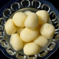 Rasgulla Recipe - Loved by all, the traditional Bengali sweet, here's for you the Rasgulla recipe. Soft and spongy balls made of fresh paneer and dipped in sugar syrup. You just cannot have only one!