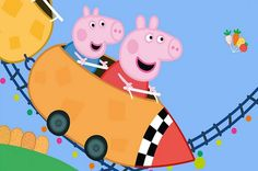 peppa pig english episodes new episodes 2015 HD Full Episodes Peppa Pig Cartoon, Peppa Pig Funny, Peppa Pig Teddy, Cartoon Kids, Games For Little Kids, Math Games For Kids, Peppa Pig Full Episodes, Kid Movies, Cool Cartoons
