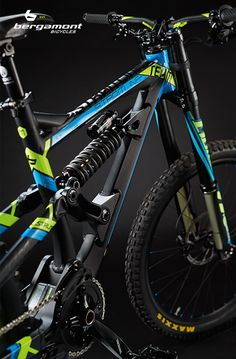 Bergamont Straitline MTB 2015 on Behance