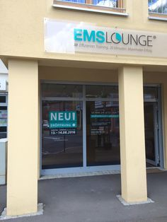 two weeks from now, EMS Lounge opens a new studio in Bad Mergentheim | Germany.   Gänsmarkt 12 07931 9329944  #mihabodytec #emslounge #ems #emstraining