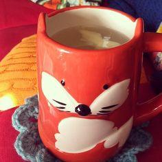 this fox mug