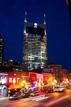 """Time Magazine calls Nashville """"The South's Red Hot Town"""""""