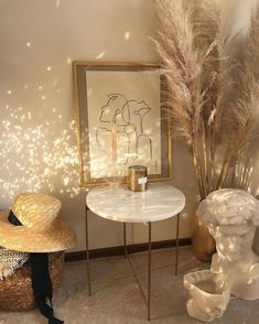 All Details You Need to Know About Home Decoration - Modern Decoration Inspiration, Room Inspiration, Decor Ideas, Aesthetic Room Decor, Gold Aesthetic, Aesthetic Vintage, My New Room, House Rooms, Wabi Sabi