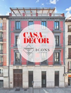 #CasaDecor y IconsCorner  Todo sobre el evento #DECO más 'in' #interiorismo #decoración #diseño #CasaDecorMadrid2016