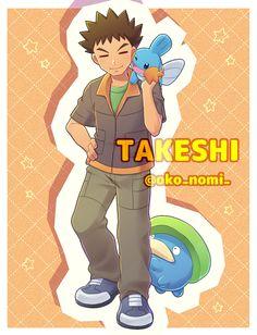 Brock Pokemon, Pokemon Tv, Pokemon Pocket, Pokemon People, Pokemon Funny, Ash Ketchum, Dragon Ball Z, Pokemon Rouge, Manga