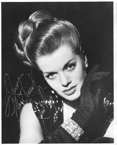janis paige today