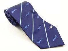 Hindustan Aeronautics Limited Logo Necktie. Quality : Micro Fiber  Design Copy Rights Reserved. Sold By : Toss Marketing Pvt. Ltd.