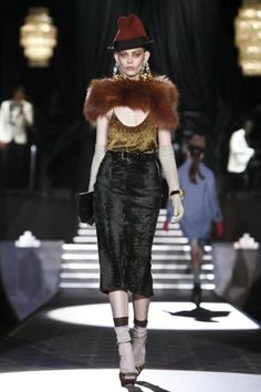 Dsquared2 Fall Winter Ready To Wear 2013 Milan