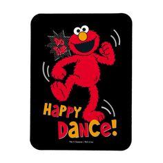 Imán Elmo el | hace la danza feliz | Zazzle.com Elmo, Presents For Kids, Happy Dance, Custom Coasters, Tumbler Designs, Toddler Fun, Big Bird, Drink Coasters, Cool Gifts