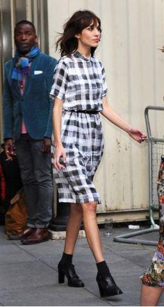 Vogue Daily — Alexa Chung
