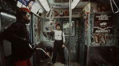 Des photos inédites du métro new-yorkais dans les années 1980