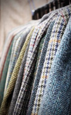 What's not to love about tweed?
