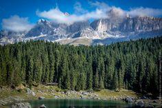 carezza lake | אגם קארצה | הרי הדולומיטים, איטליה | בלוג הצילום של עפר קידר #Dolomites #Italy