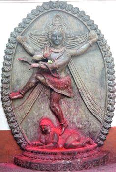 Lord Siva Statue#Maa Kamak hya Temple#Guwahati#Assam