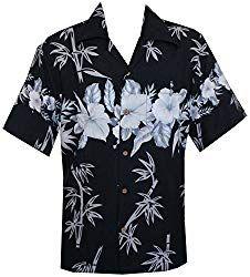 691576967 Flower Prints, Bamboo Tree, Formal Shirts For Men, Mens Hawaiian Shirts,  Kimono