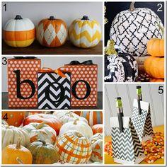 Trendy Halloween Decor