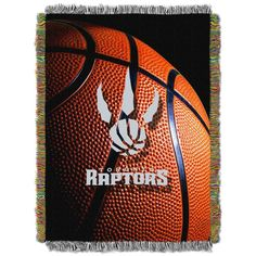 NBA Toronto Raptors Northwest Photo Real Blanket Throw