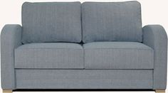 W162 D96  Holl 2 Seat Double Sofa Bed
